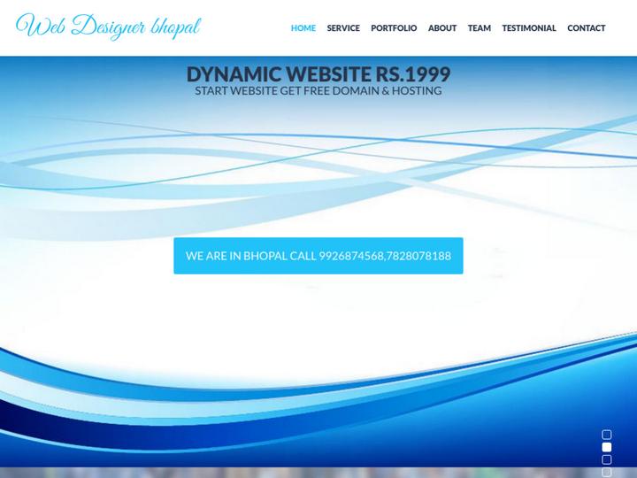 Web Designer Bhopal on 10Hostings
