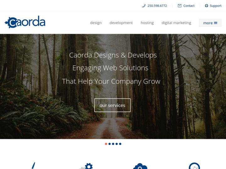 Caorda Web Solutions on 10Hostings