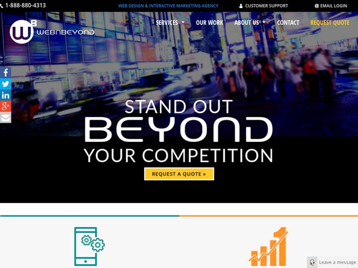 Webnbeyond Corporation on 10Hostings