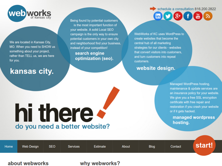 Web Works of Kansas City on 10Hostings