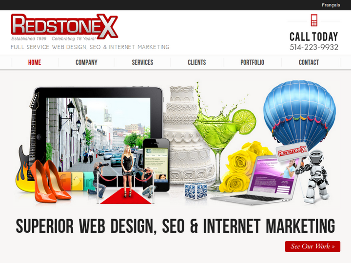 Redstone Online Communications on 10Hostings