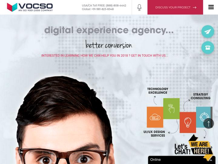 VOCSO WEB STUDIO on 10Hostings