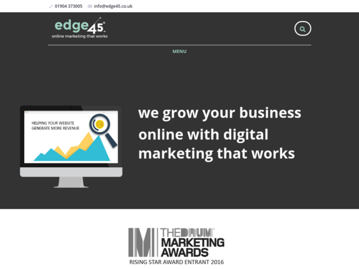 Edge45 SEO Agency on 10Hostings
