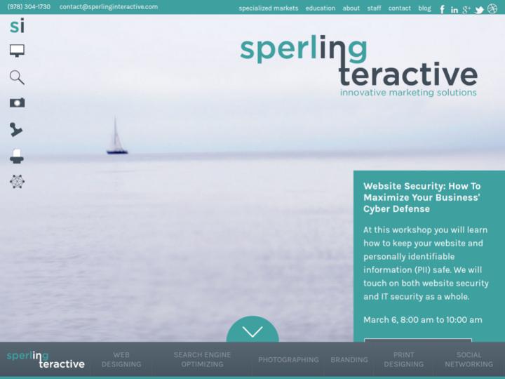 Sperling Interactive on 10Hostings