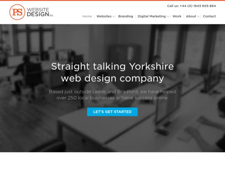 PS Website Design Ltd on 10Hostings