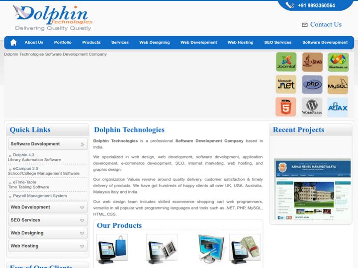 Dolphin Technologies on 10Hostings
