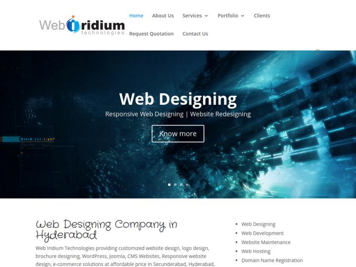 Web Iridium Technologies on 10Hostings