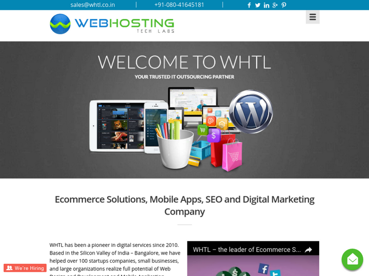 Webhosting Tech Labs on 10Hostings