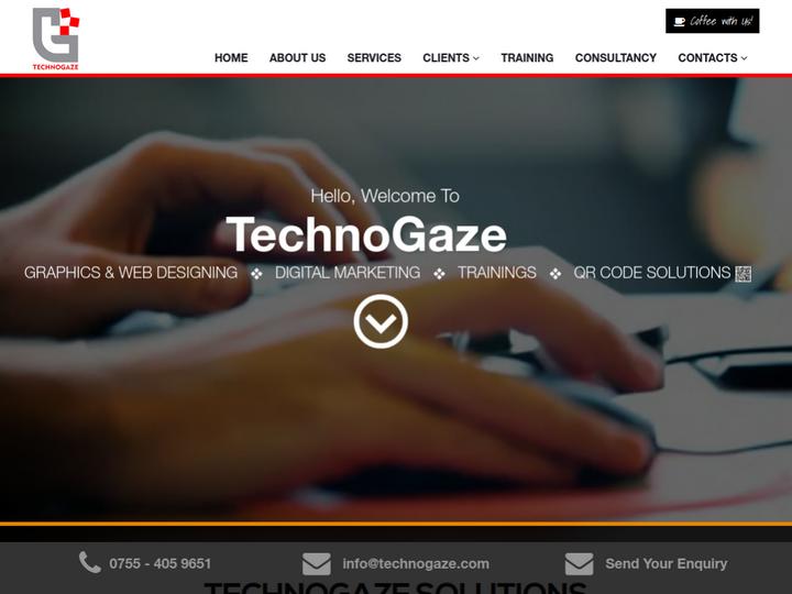 Techno Gaze Solutions on 10Hostings
