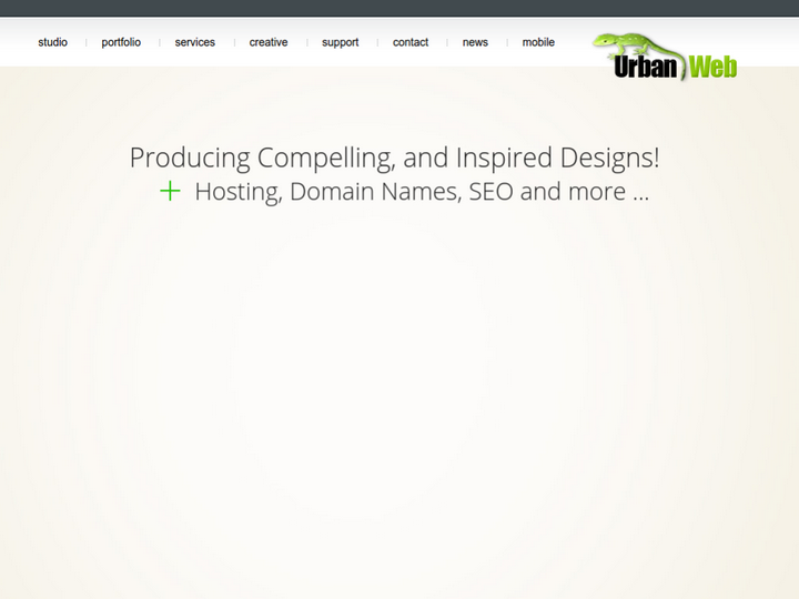 Urban Web Designs on 10Hostings