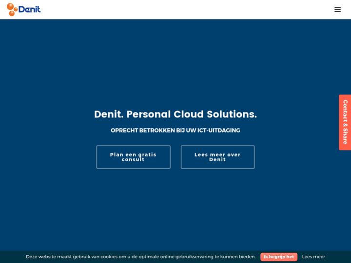 Denit Hosting Solutions on 10Hostings