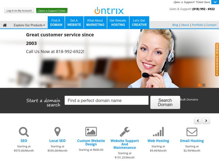 Ontrix Solutions on 10Hostings