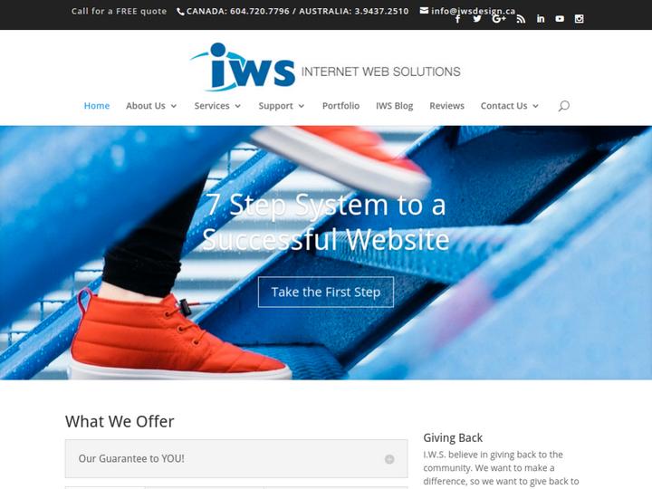 IWS Design on 10Hostings
