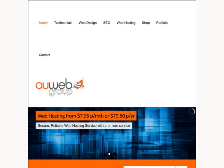 Au Web Group on 10Hostings
