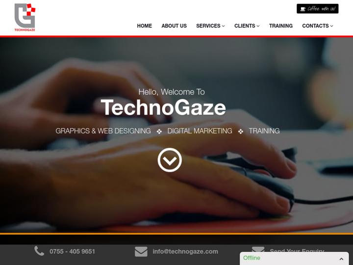 TechnoGaze on 10Hostings
