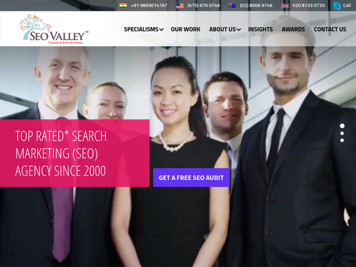 SEOValley Solutions Private Limited on 10Hostings