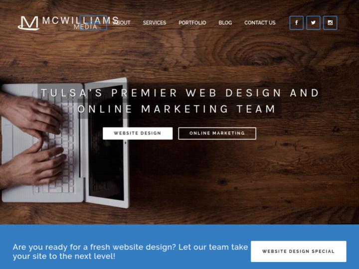 McWilliams Media Inc. on 10Hostings