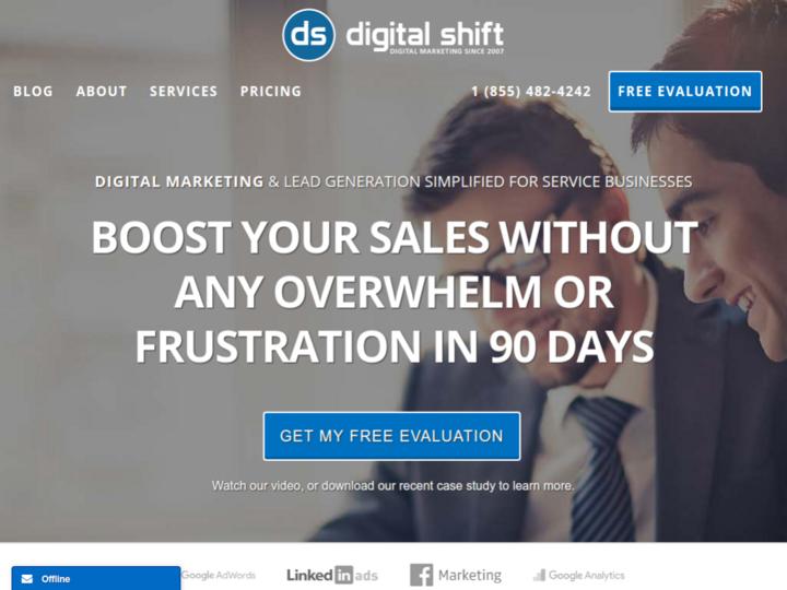 Digital Shift on 10Hostings