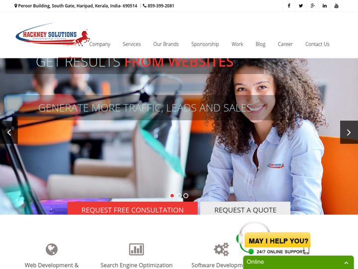 Hackney Solutions on 10Hostings
