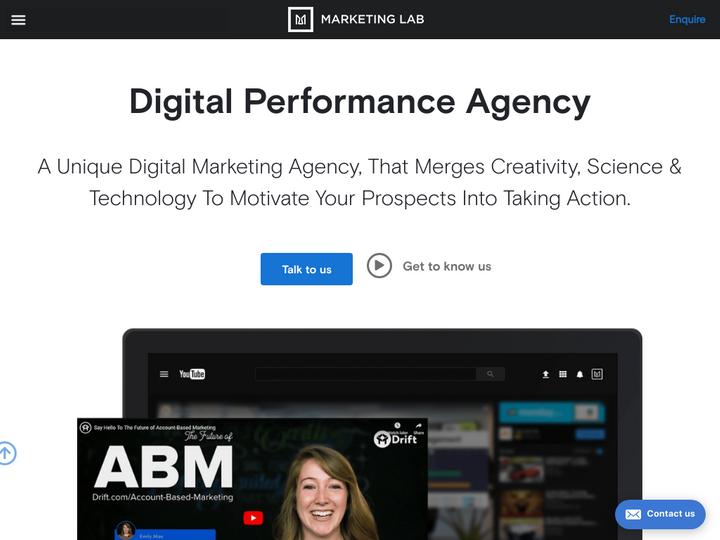 Marketing Lab on 10Hostings