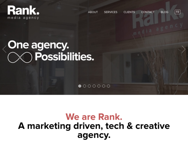 Rank Media Agency on 10Hostings