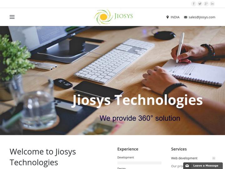 Jiosys Technologies on 10Hostings