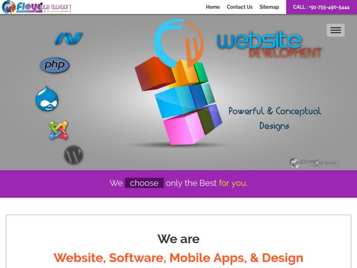 Floyd Web Techsoft on 10Hostings