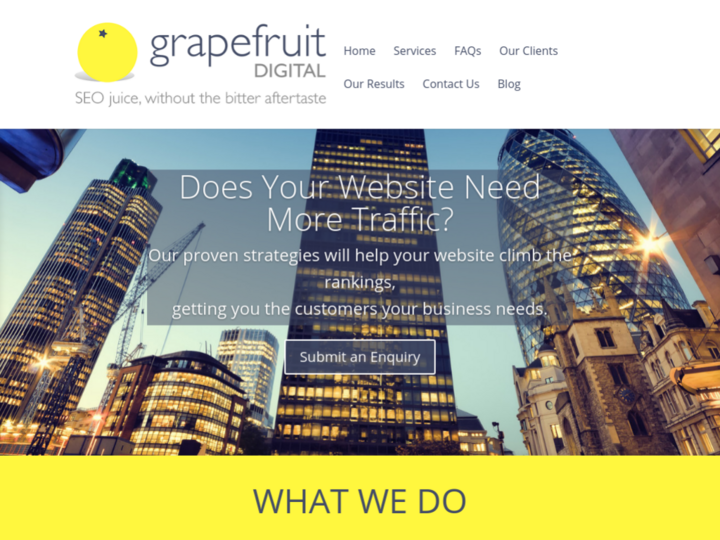 Grapefruit Digital Limited on 10Hostings