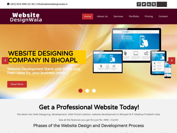 Website Design Wala on 10Hostings