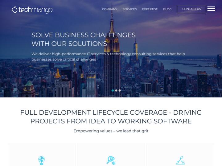 Techmango Technology Services on 10Hostings