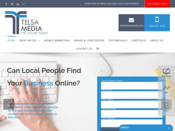 Telsa Media Ltd on 10Hostings