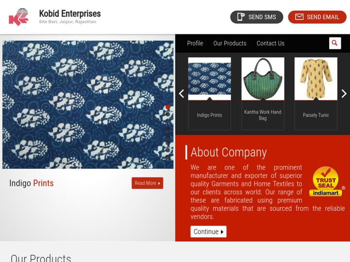 Kobid Enterprises on 10Hostings