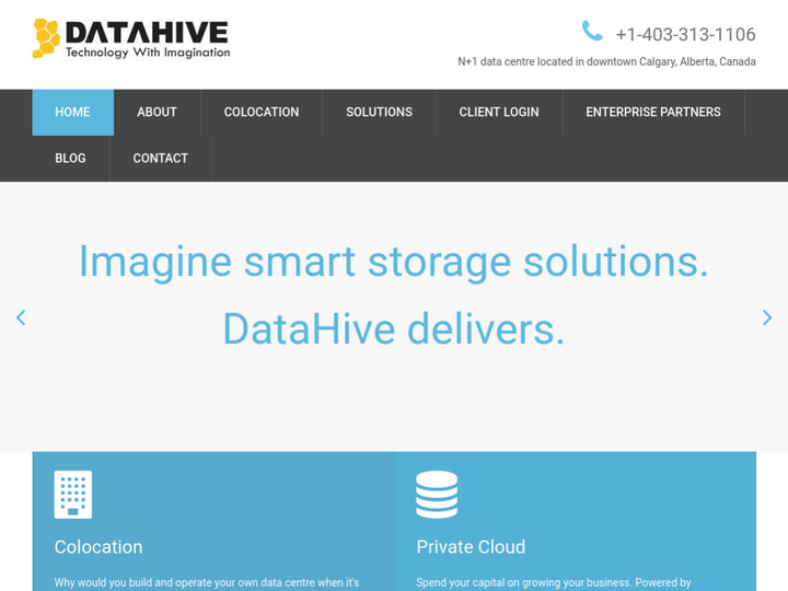 DataHive on 10Hostings
