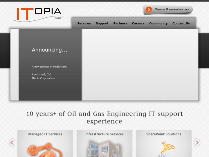 ITopia Corp on 10Hostings