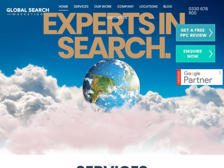 Global Search Marketing Ltd on 10Hostings