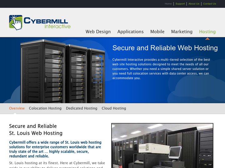 Cybermill Interactive on 10Hostings