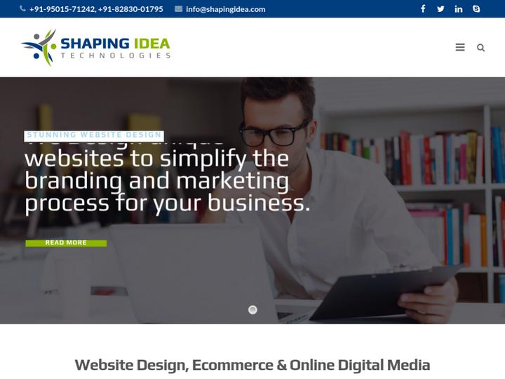 Shapingidea Technologies on 10Hostings
