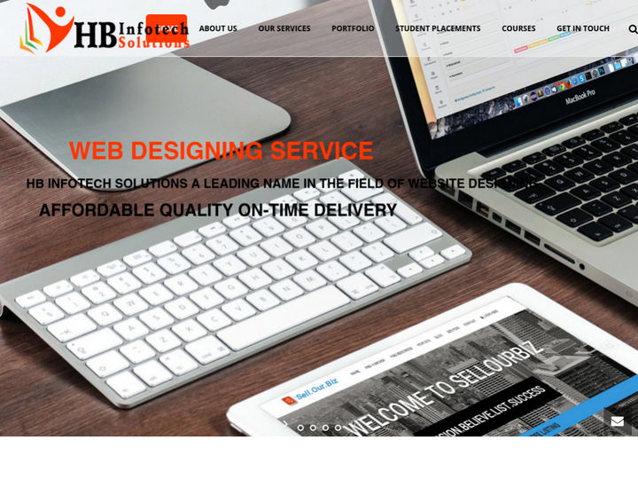 HB Infotech Solutions on 10Hostings