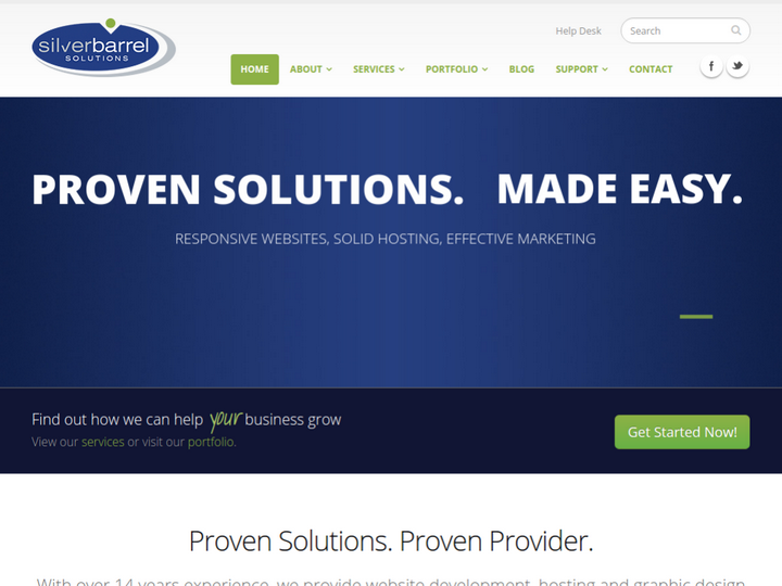 Silver Barrel Solutions on 10Hostings