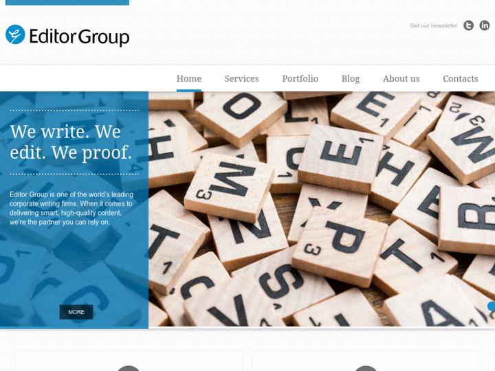 Editor Group on 10Hostings