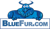 Blue Fur on 10Hostings