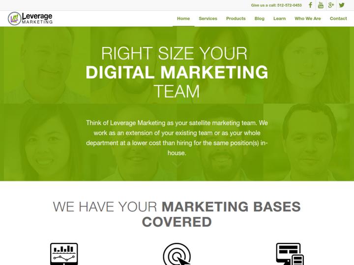 Leverage Marketing on 10SEOS