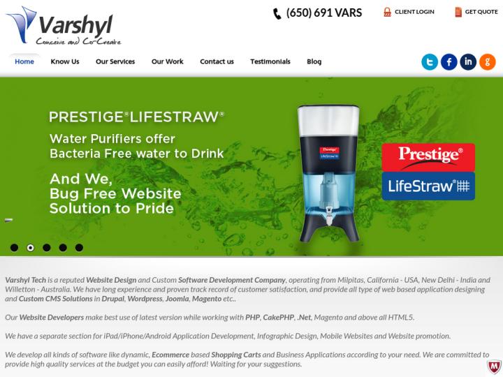 Varshyl Tech on 10SEOS