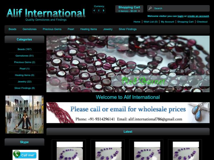 Alif International on 10SEOS