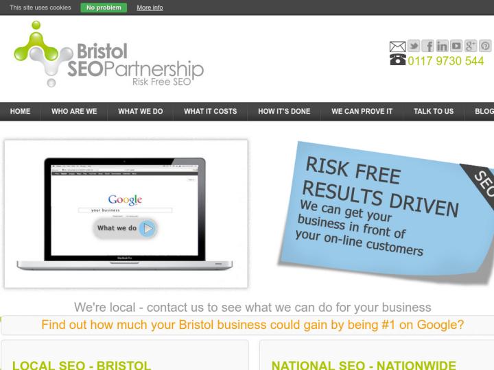 Bristol SEO Partnership on 10SEOS