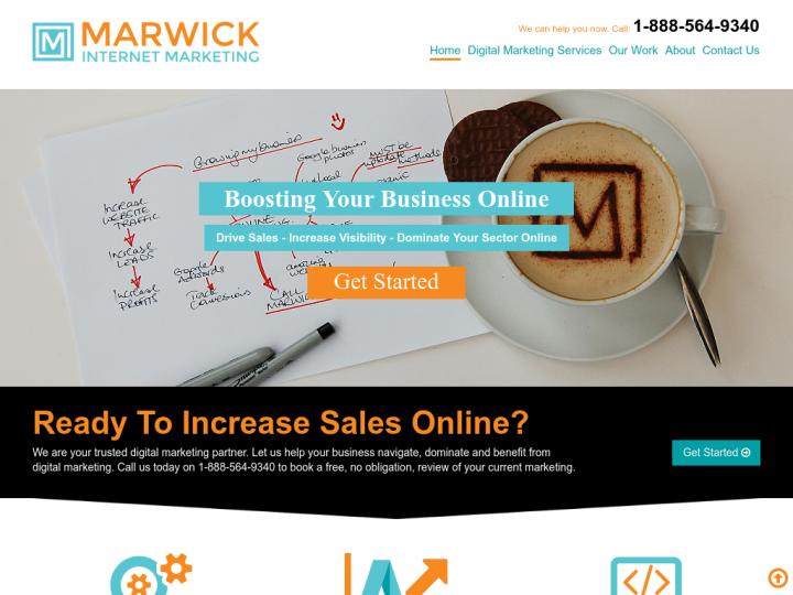 Marwick Internet Marketing on 10SEOS