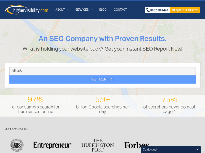 Higher Visibility on 10SEOS