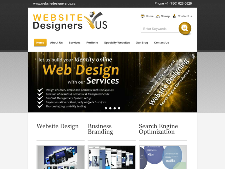 Website Designers R Us on 10SEOS
