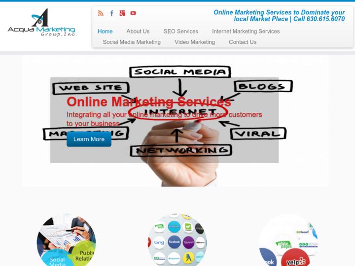 Acqua Marketing Group, Inc. on 10SEOS