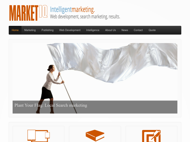 Market IQ on 10SEOS